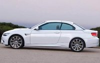 2011 BMW M3, Left Side View, exterior, manufacturer