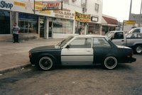 1982 Toyota Corolla E5, 82 corolla, and 6 cans of flat black., exterior, gallery_worthy