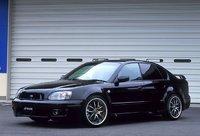 2003 Subaru Liberty Overview