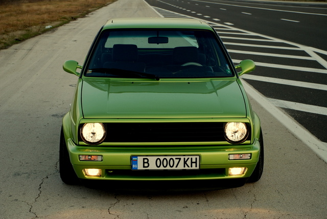 Picture of 1992 Volkswagen Golf 2 Dr GL Hatchback, exterior