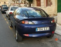 1997 Ford Puma Overview