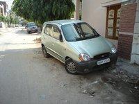 2002 Hyundai Santro Overview