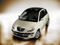 2003 Lancia Ypsilon Overview