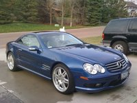 Picture of 2004 Mercedes-Benz SL-Class SL 500, exterior