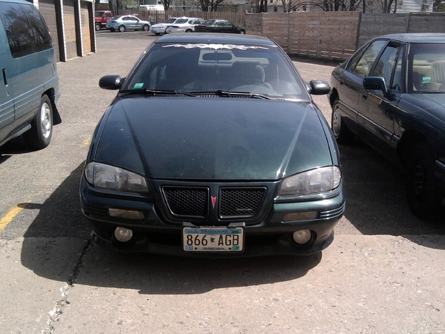 Picture of 1995 Pontiac Grand Am 2 Dr GT Coupe, exterior, gallery_worthy