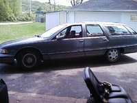 1991 Oldsmobile Custom Cruiser 4 Dr STD Wagon, It aint pretty but its real, exterior, gallery_worthy