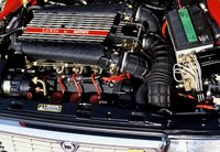 Picture of 1992 Lancia Thema, engine