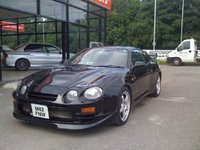 1995 Toyota Celica GT Coupe, the day i bought her...so shiny!, exterior