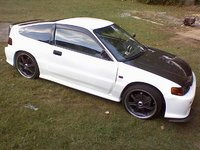 Picture of 1991 Honda Civic CRX 2 Dr Si Hatchback, exterior