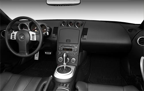 Sunny King Ford >> 2009 Nissan 350Z - Interior Pictures - CarGurus