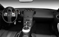 2009 Nissan 350Z, Interior View, manufacturer, interior