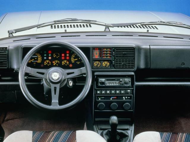 1994 Lancia Delta - Interior Pictures - CarGurus