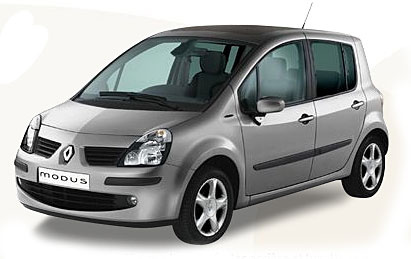 Picture of 2008 Renault Modus