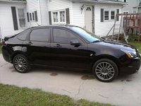 2010 Ford Focus SES, First things first.  Dark tint all around!, exterior, gallery_worthy