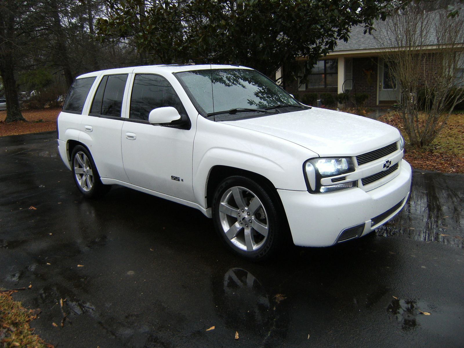2007 Chevrolet TrailBlazer SS3 picture
