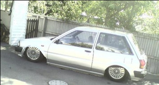 Picture of 1998 Toyota Starlet