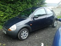 2003 Ford Ka, my beautiful car, exterior