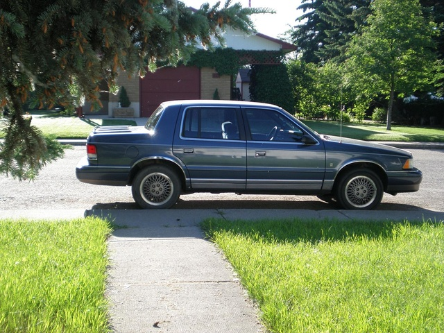 Picture of 1989 Plymouth Acclaim, exterior