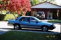 Picture of 1991 Pontiac Tempest, exterior, gallery_worthy