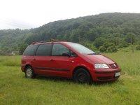 2003 Volkswagen Sharan, :), exterior