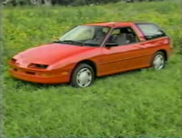 1991 Geo Storm 2 Dr 2+2 Hatchback, Mine was Flash Yellow with the moving headlight covers..., exterior, gallery_worthy