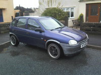 Picture of 1995 Vauxhall Corsa, exterior