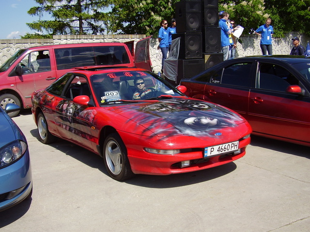 1997 Ford Probe STD, Club Ford Days-Brasov Romania, exterior