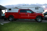 Picture of 2009 Ford F-150 XLT SuperCrew LB 4WD, exterior, gallery_worthy