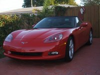 2008 Chevrolet Corvette Convertible picture, exterior