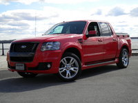 2010 Ford Explorer Sport Trac Limited AWD picture, exterior