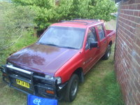 1991 Holden Rodeo Overview