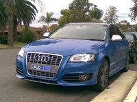 2008 Audi S3, Audi s3, exterior, gallery_worthy
