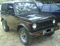 1983 Suzuki Sierra Overview