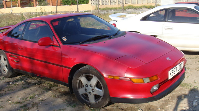 Picture of 1993 Toyota MR2 2 Dr STD Coupe, exterior, gallery_worthy