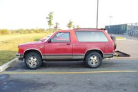 1990 GMC S-15 Jimmy 2 Dr STD SUV 4WD, New Tires, exterior, gallery_worthy