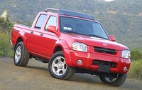 Picture of 2003 Nissan Frontier 4 Dr SE 4WD Crew Cab SB, exterior