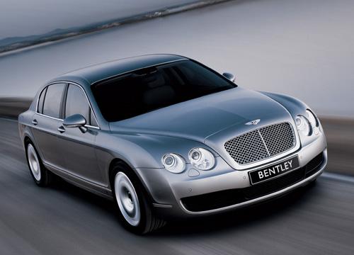 2007 Bentley Continental Flying Spur picture