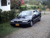 1992 Lancia Thema, My Second best car, exterior