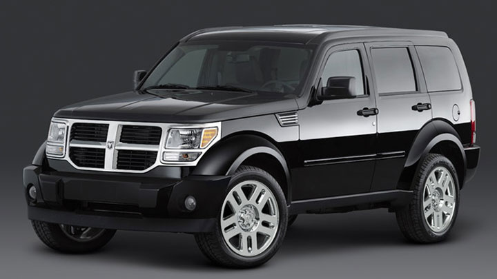 2009 Dodge Nitro For Sale  With Vehicle History