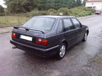 1992 Volvo 440, The car I drove is not the one in this photo., exterior