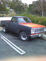 1972 Dodge D-Series, Took this through Crusin Grand last night... ohhh the dirty looks I got HAHAHAHA, exterior