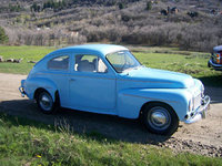 1962 Volvo PV544 Overview
