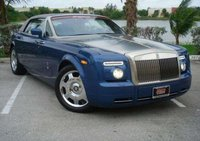 Picture of 2007 Rolls-Royce Phantom Drophead Coupe Convertible, exterior