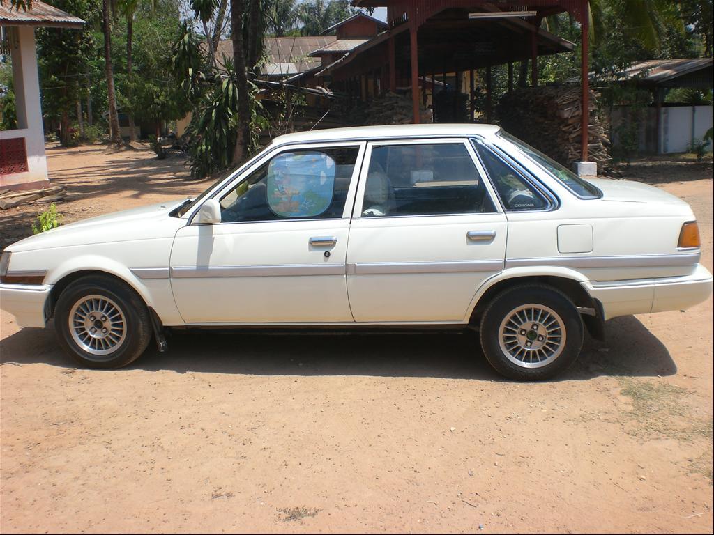 Picture of 1986 Toyota Corona, exterior
