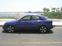 2001 Daewoo Lanos Picture Gallery