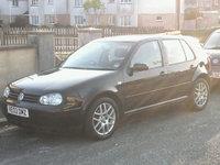 2003 Volkswagen Golf, VW Golf GT TDI 150, exterior