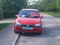 Picture of 1998 Vauxhall Corsa, exterior