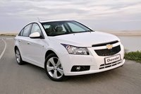 Picture of 2011 Chevrolet Cruze LTZ Sedan FWD, exterior, gallery_worthy