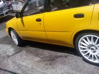 Picture of 1992 Toyota Starlet, exterior, gallery_worthy