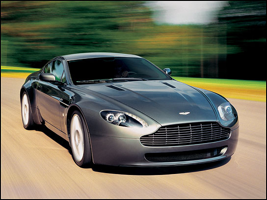 2008 Aston Martin V8 Vantage picture